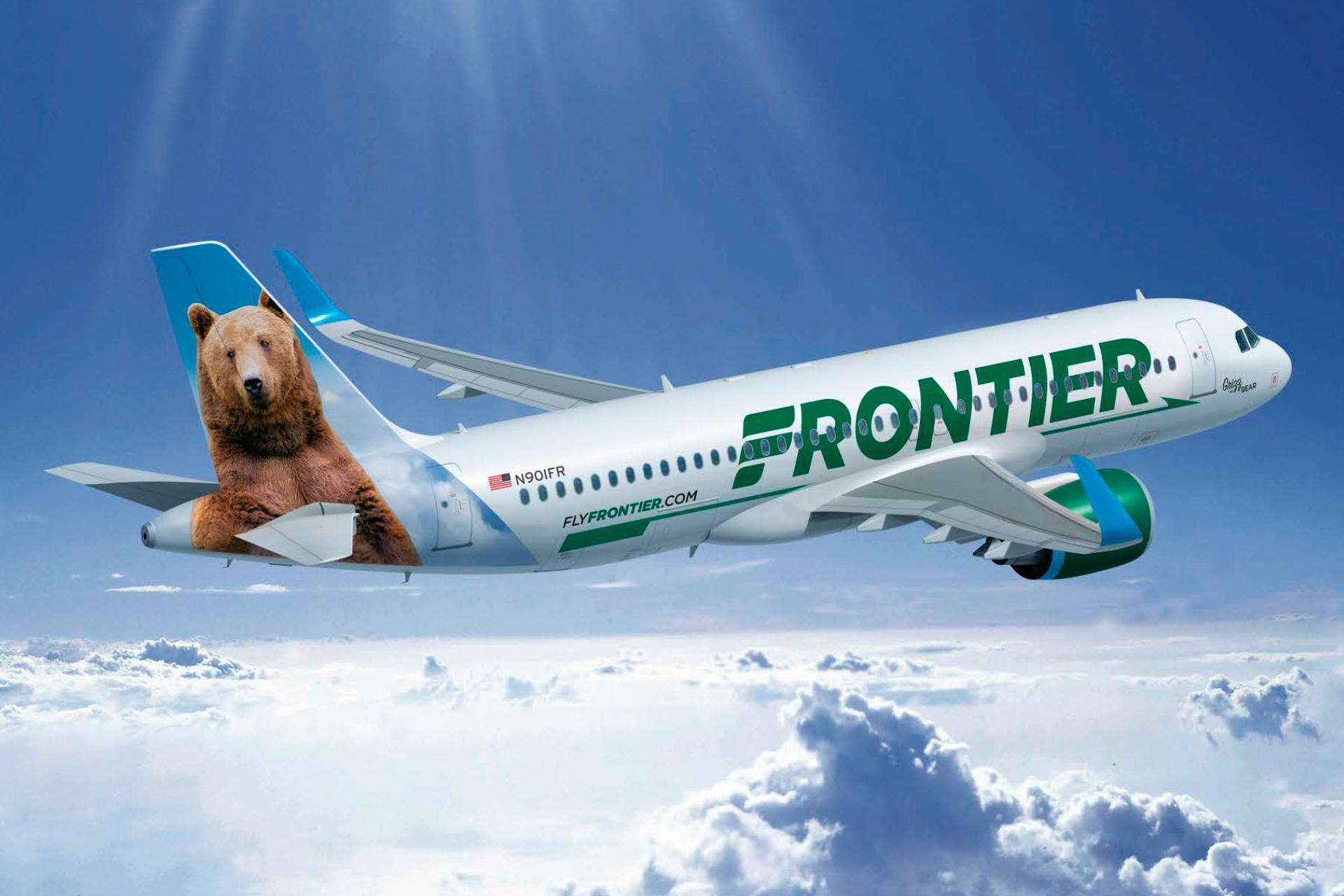 Frontier Airlines 3