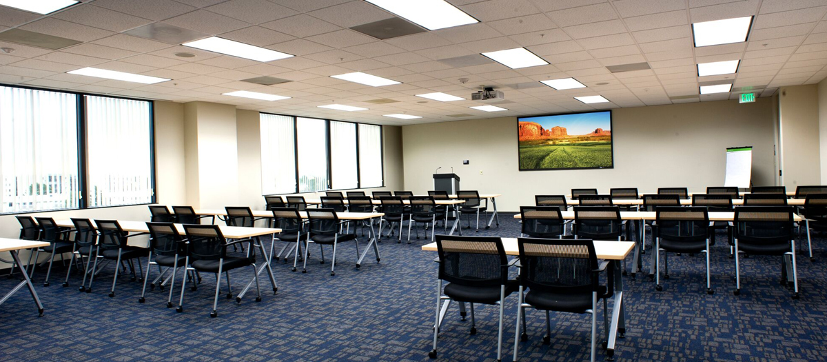 header space commercial classroom