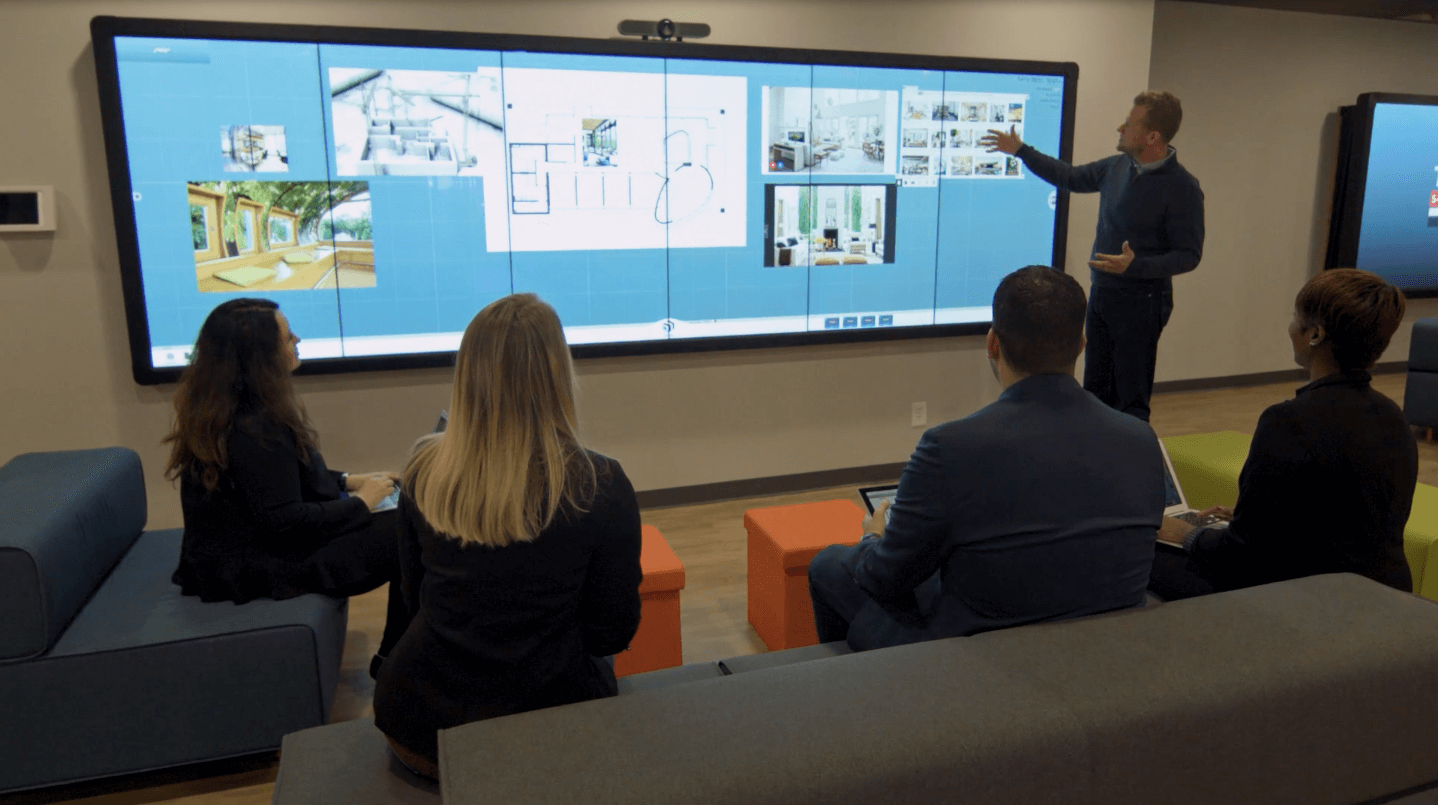 How Interactive Touchscreens Promote Collaboration and Inspire Creativity